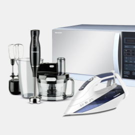 Shop All Small Home Appliances