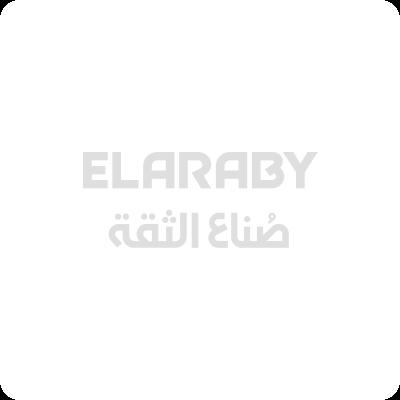 بوتاجاز لاجيرمانيا فري ستاند 60 × 60 سم 4 شعلة غاز لون استانلس ستيل مزود بغطاء زجاجي 6C80GLA1X4AWW