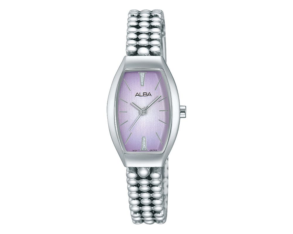 ALBA Ladies' Hand Watch Fashion Stainless Steel Band & Water Resistant AH8255X1