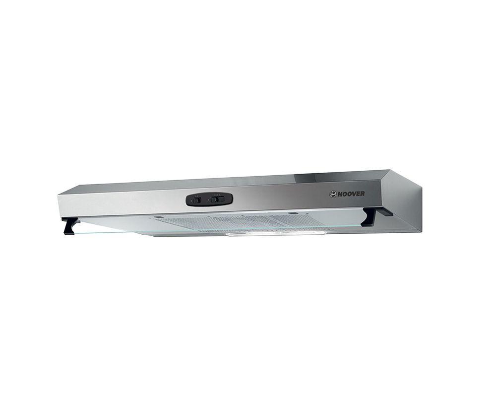 Hoover Kitchen Cooker Hood Stainless 90cm Built In HFT910/2SX