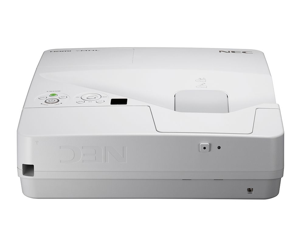NEC Professional Ultra-Short-Throw Projector With 3LCD Technology UM351W