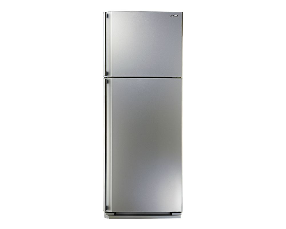 SHARP Refrigerator No Frost 450 Liter, 2 Doors In Silver Color SJ-58C(SL)