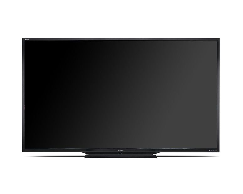 Sharp Smart LED TV 60 Inch 3D Quattron Pro Full HD with 4 HDMI & 3 USB LC-60LE960X