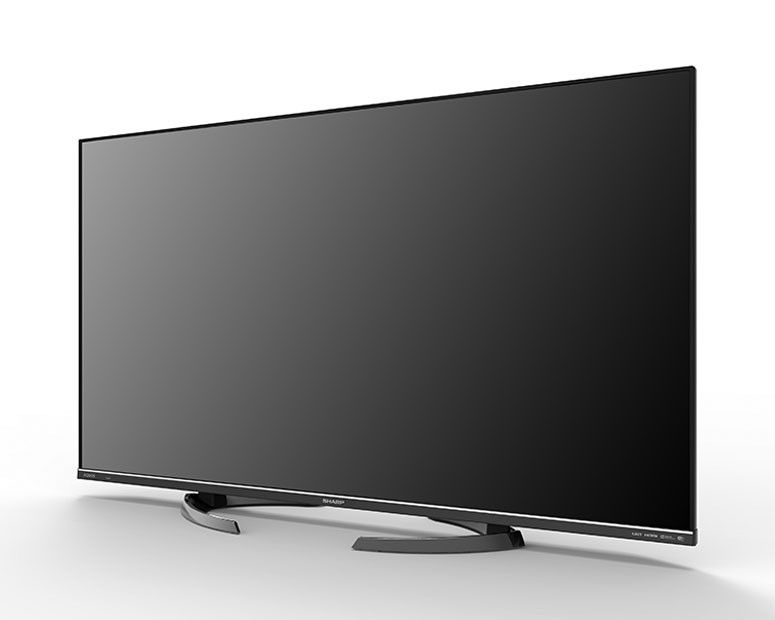 Sharp TV With Android Smart LED 3D Full HD 50 Inch LC-50LE860M
