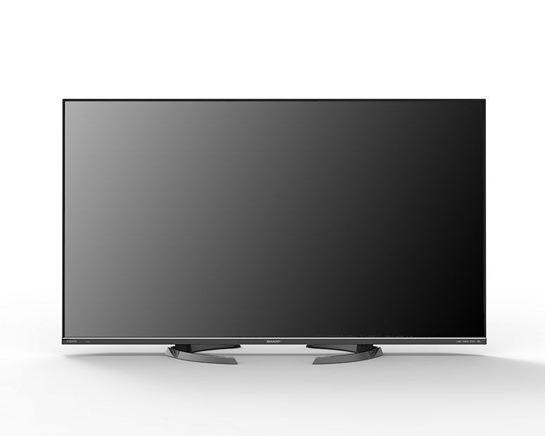 Sharp TV With Android Smart LED 3D Full HD 55 Inch LC-55LE860M