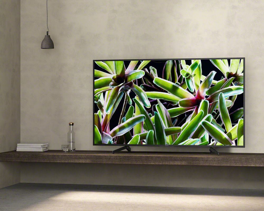 SONY 65 Inch 4K Smart LED TV With WiFi Connection KD-65X7000G
