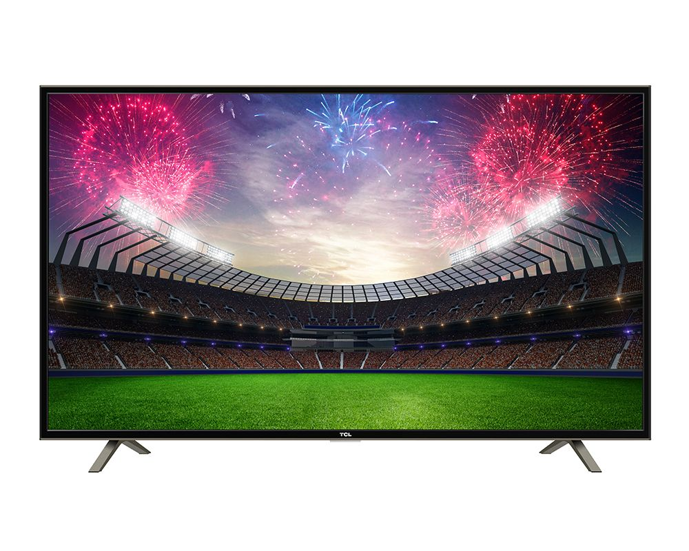 TCL 55 Inch 4K Smart LED TV Ultra HD With Built In Receiver 55P65