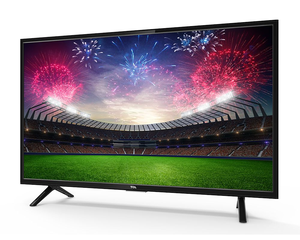 TCL LED TV 32 Inch HD With 2 HDMI and 2 USB Inputs 32D2900
