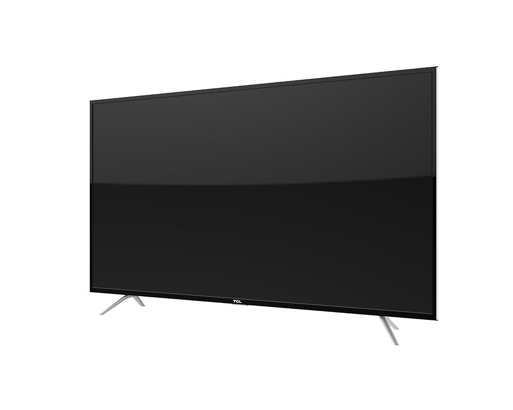 TCL Smart LED TV 55 Inch with Android and 3 HDMI & 2 USB 55D2930