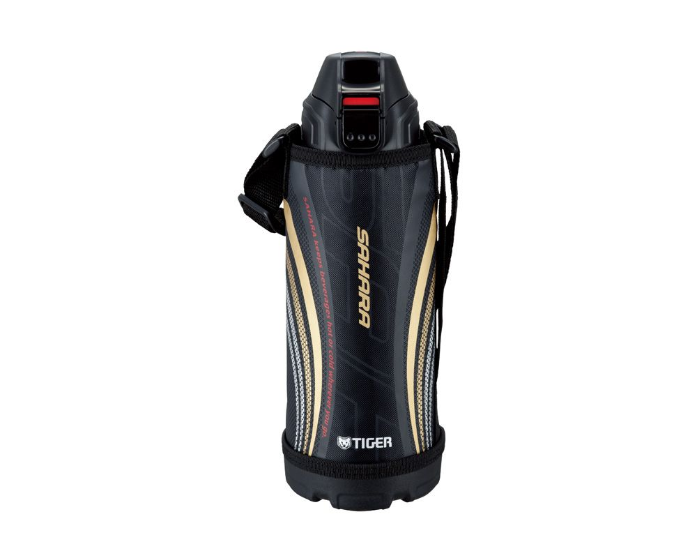 TIGER Stainless Steel Thermal Bottle 0.80 Litre, In Stainless Color With Black Carrying Case MBO-E080
