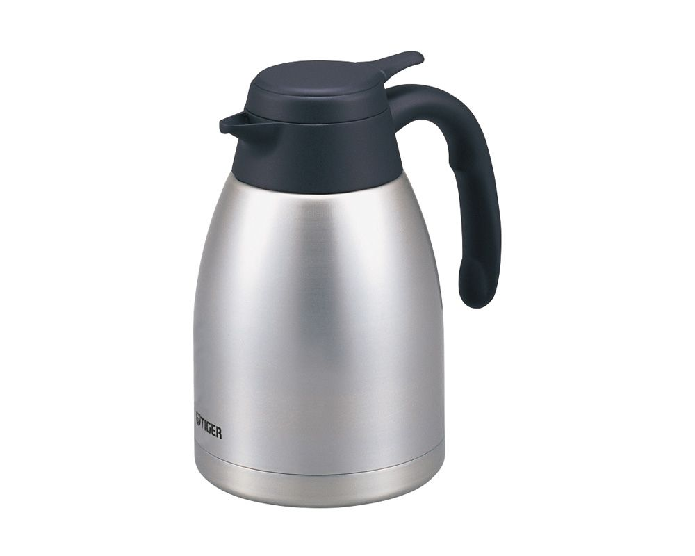 TIGER Stainless Steel Thermos 2 Litre, In Stainless Color PWL-A202