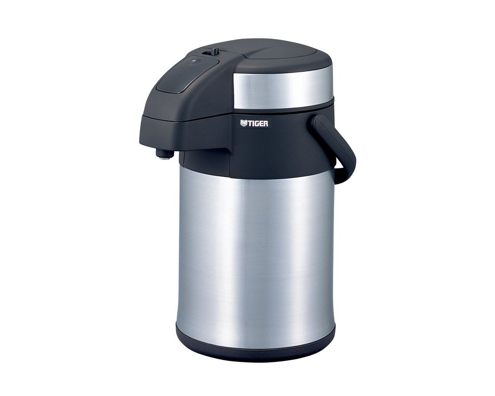 TIGER Stainless Steel Thermos 3 Litre, In Stainless Color MAA-A302