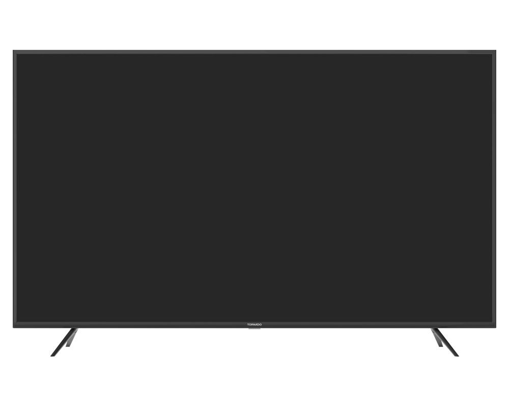 TORNADO 65 Inch 4K Smart LED TV With Built-in Receiver 65US9500E