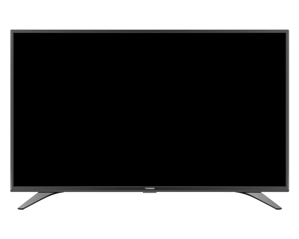 Tornado Smart LED TV 32 Inch HD With Built-in Receiver, 2 HDMI and 2 USB Inputs 32ES9500E