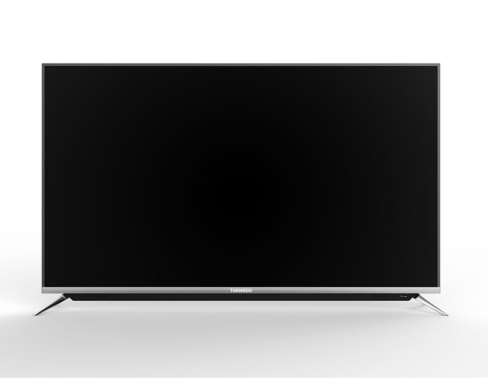 Tornado 4K Smart TV 65 inch with Android and 3 HDMI Inputs 65UB7110E