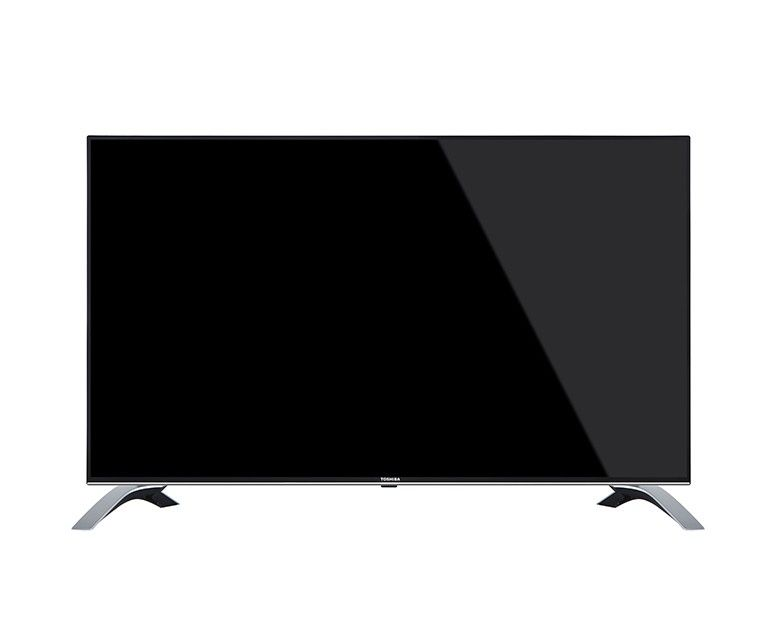 Toshiba 4K LED Smart TV 49 inch with Built-in Receiver 49U8660EA