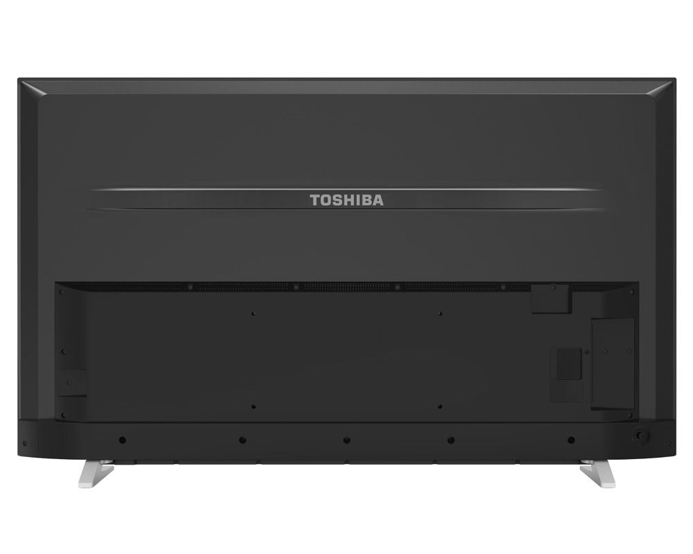 Toshiba 65 Inch 4K Smart Frameless LED TV With Built-In Receiver 65U5965EA