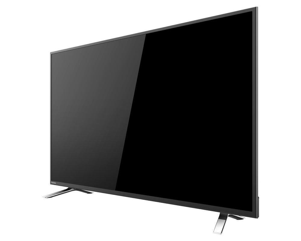 Toshiba 4K Smart led TV 50 Inch With Built In Receiver, 3 HDMI and 2 USB 50U5865EA