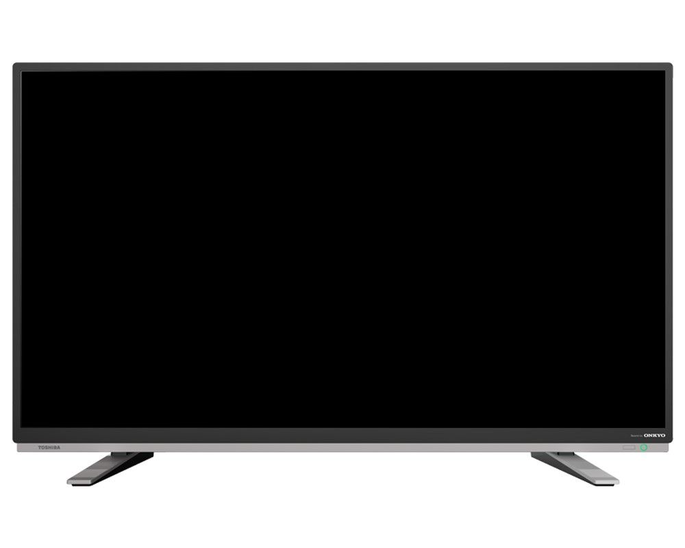 Toshiba LED Display 43 Inch TV Full HD With 2 USB and 3 HDMI Inputs 43L280MEA -S