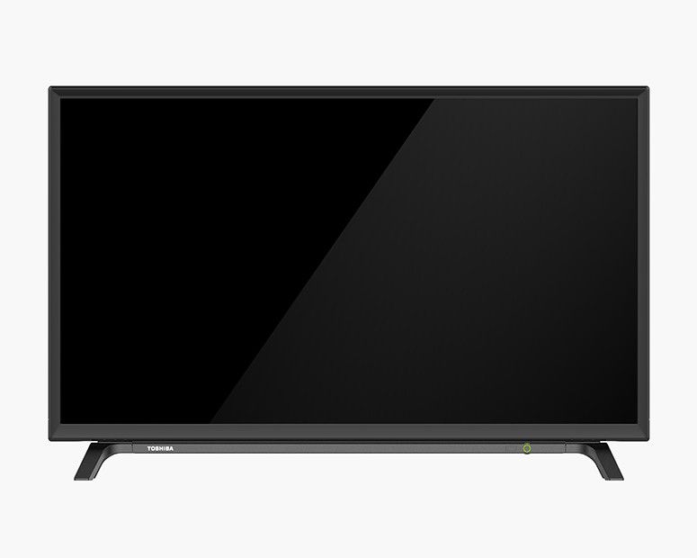 Toshiba LED TV 32 Inch HD with 1 USB Movie and 2 HDMI Inputs 32L260MEA