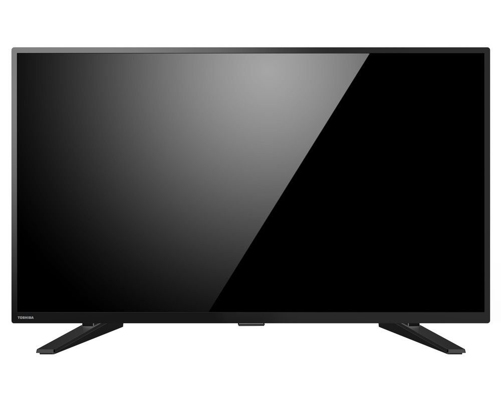 TOSHIBA 40 Inch LED TV Full HD With 2 HDMI 40S2850EE