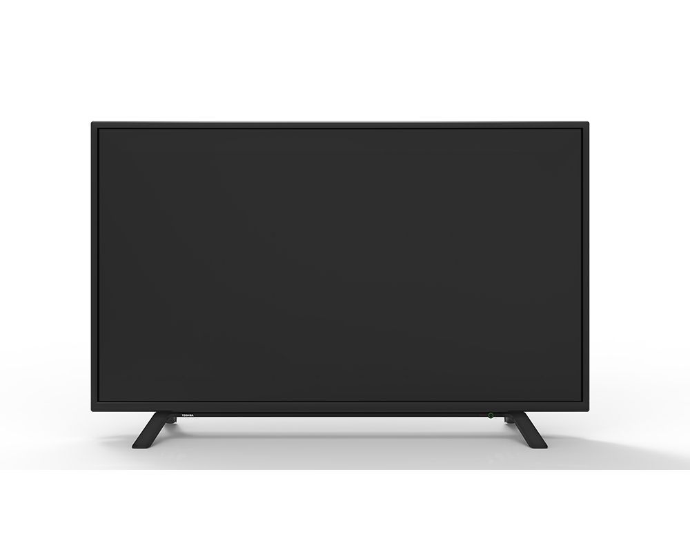 Toshiba LED TV 55 Inch Full HD With 3 HDMI and 2 USB Inputs 55L2700EE