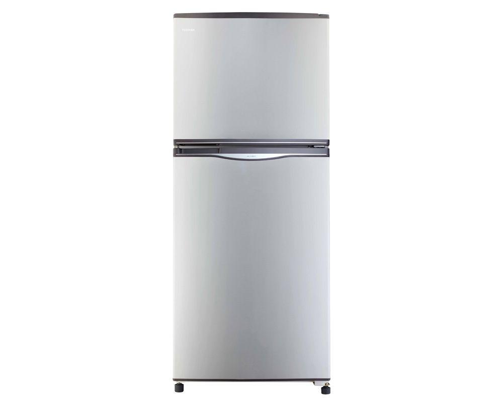 TOSHIBA Refrigerator No Frost 296 Liter, 2 Doors In Silver Color GR-EF31-S