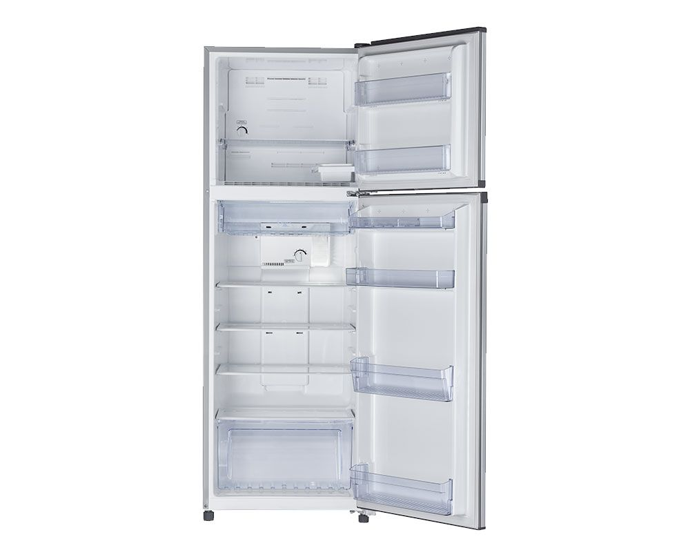 Toshiba Refrigerator 2 Doors 349 Liter in White Color, No Frost GR-EF37-W