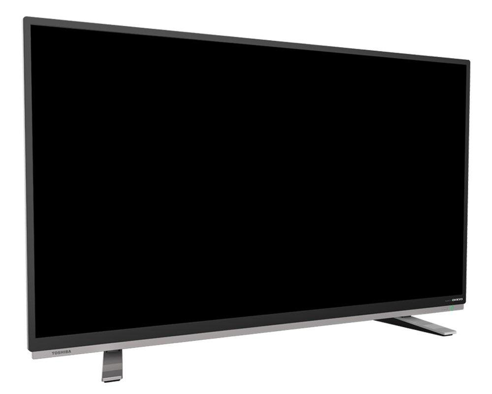 شاشة توشيبا 40 بوصة بمدخل فلاشة بمدخلين إتش دي ام اي 40L280MEA LED Full HD