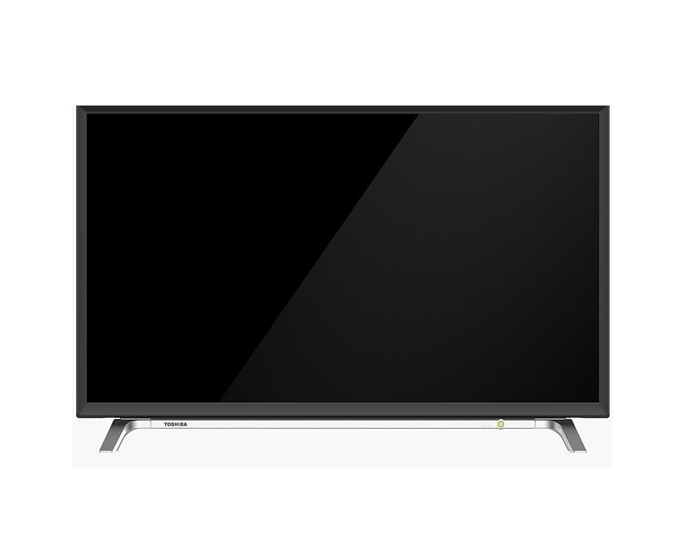 شاشة توشيبا 32 بوصة بمدخل فلاشة و مدخلين إتش دي ام اي 32L2610EA LED HD