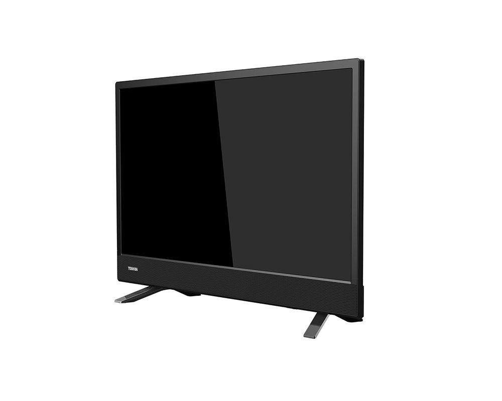 TOSHIBA Smart TV LED Display 49 Inch Full HD with 3 HDMI and 2 USB inputs 49L571MEA-B