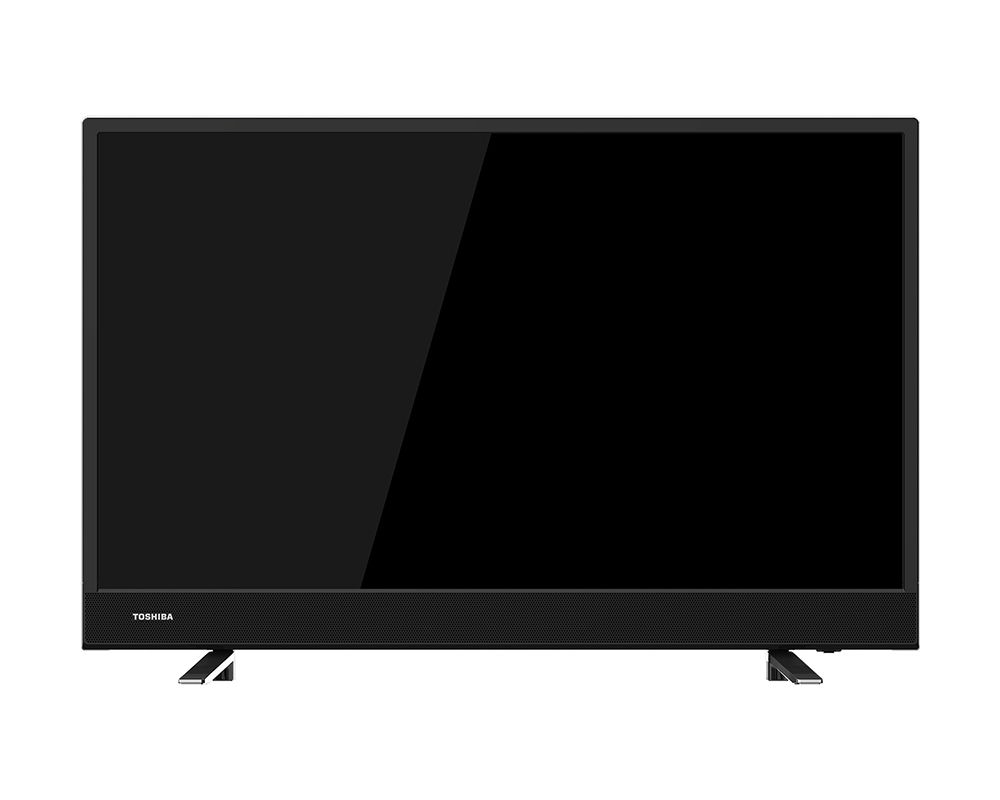 TOSHIBA Smart TV LED Display 55 Inch Full HD with 3 HDMI and 2 USB inputs 55L571MEA-B