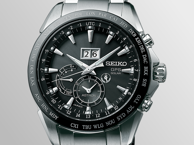 e0b63d598 Seiko Watches. Astron GPS solar. The watch that keeps you on perfect time.  Worldwide.