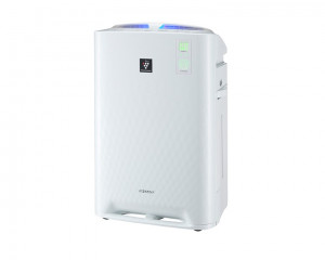 Sharp Air purifier Plasmacluster with Humidifying filter Area 38m2 KC-A50SA-W