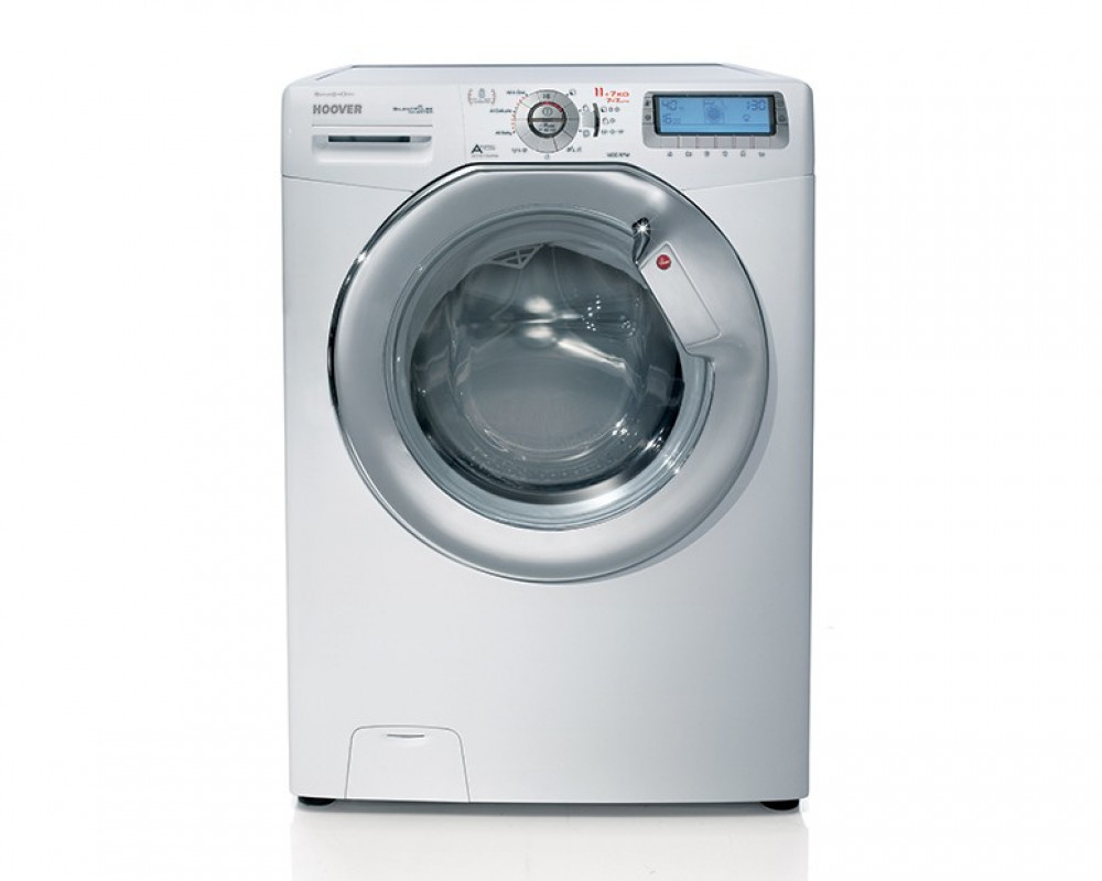 Hoover Washing Machine 11KG Fully Automatic With Dryer White WDYN11746PG8-S