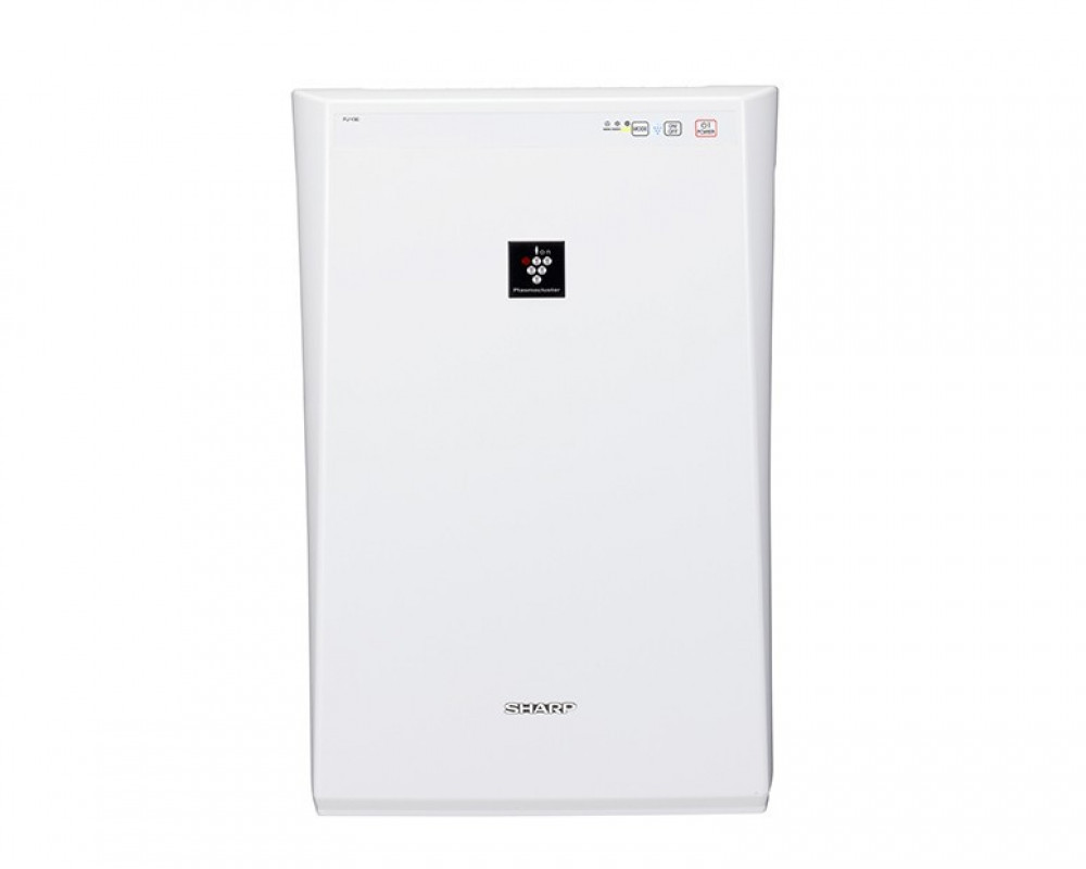 Sharp air purifier area 21m2 with Plasmacluster White Color FU-Y30SA-W
