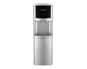 Tornado Water Dispenser Silver With 3 Faucet WD-C37-S