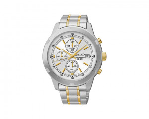 SEIKO Men's Chronograph Hand Watch with 1 year international warranty SKS423P1
