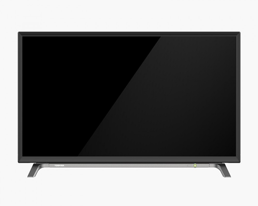 Toshiba LED TV 32 Inch HD with 1 USB Movie and 2 HDMI Inputs 32L2600EA