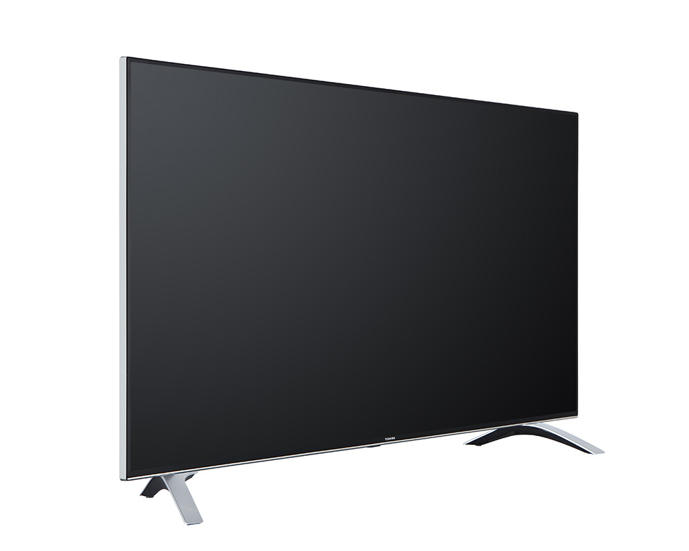 Toshiba 4K LED Smart TV 55 inch with Built-in Receiver 55U8660EA