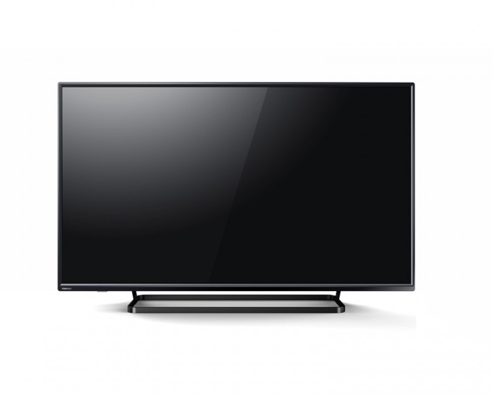 Toshiba LED TV 43 Inch Full HD with 2 USB Movie and 2 HDMI 43S2600EA