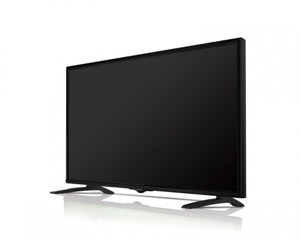 Tornado LED TV 43 Inch Full HD With 2 USB and 3 HDMI Inputs 43ED4460EX