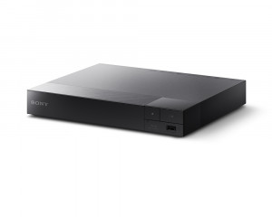 SONY 3D Blu-ray Disc™ Player with Built-in Wi-Fi & USB Input BDP-S5500