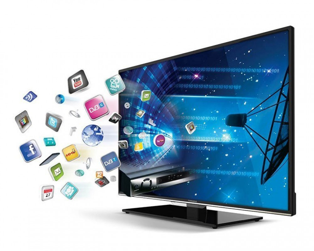 Tornado Smart LED TV Opera 49 Inch Full HD Wi-Fi With 2 USB and 3 HDMI 49ED4450CTY