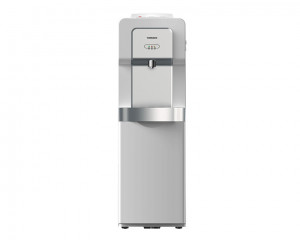 Tornado Water Dispenser with cabinet and 1 faucet in Silver color WDM-H40ABE-S