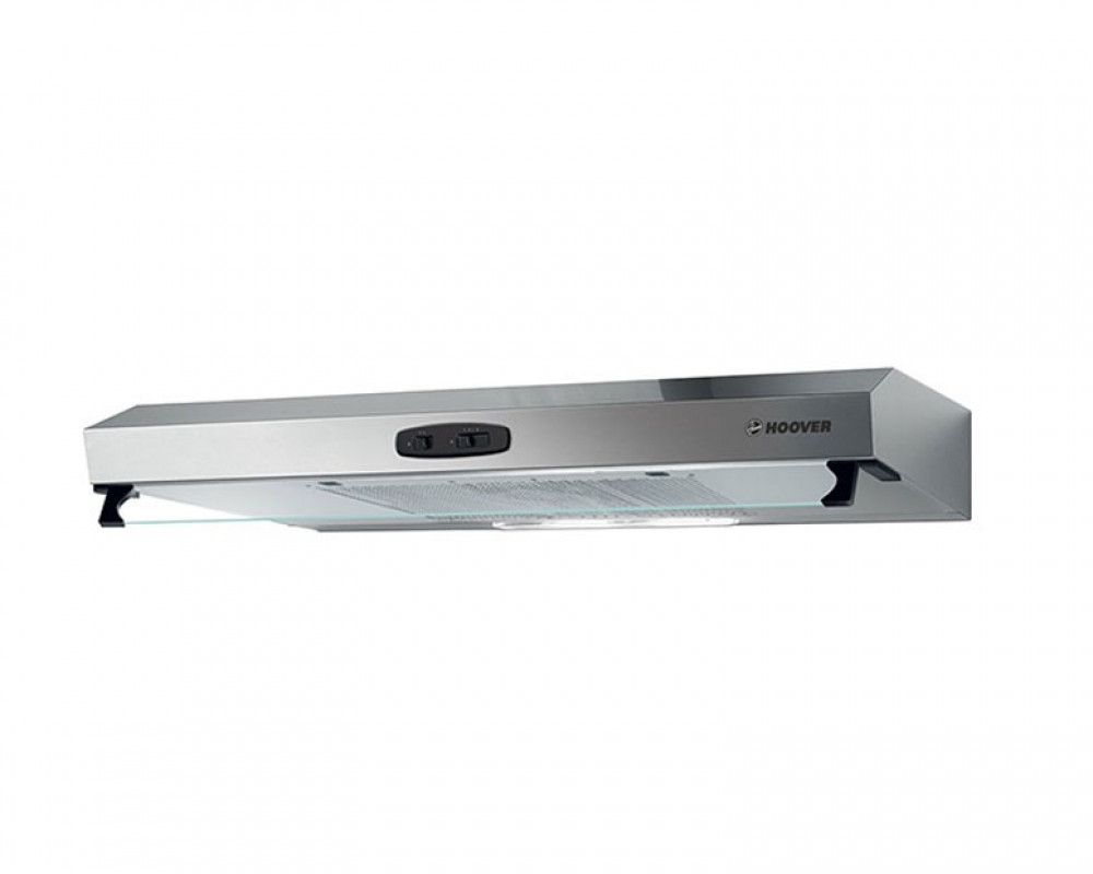 Hoover Kitchen Cooker Hood Stainless 90cm Built In HFT910/2SX