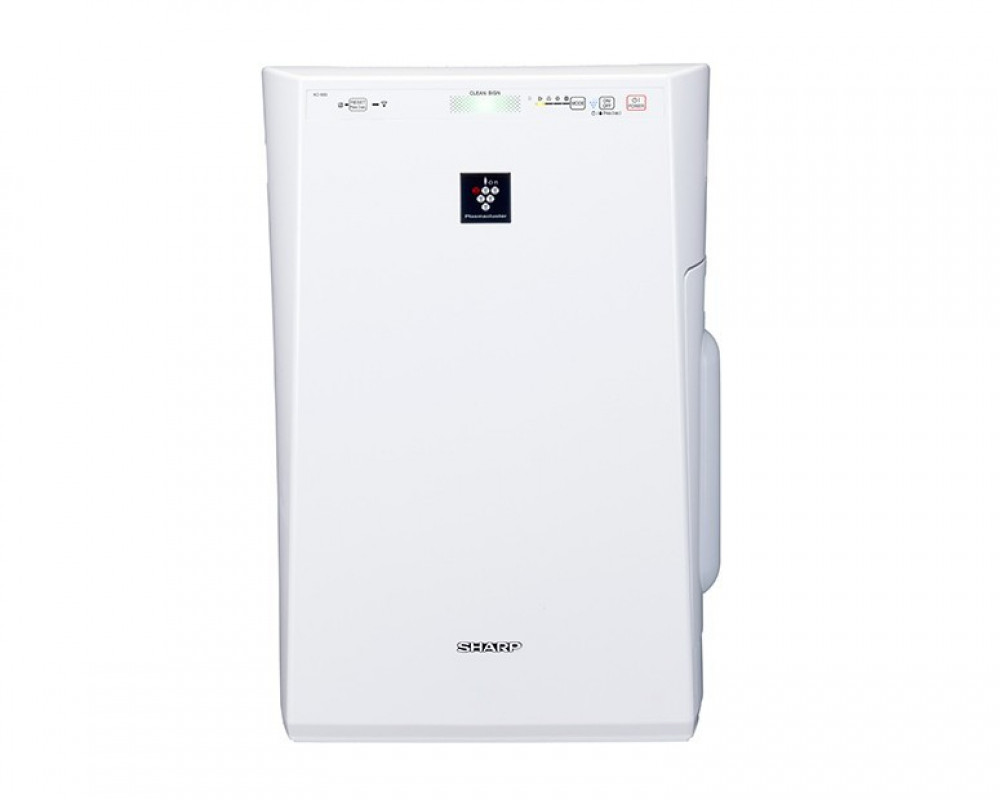Sharp Air purifier Plasmacluster Area 21m2 KC-930SA-W