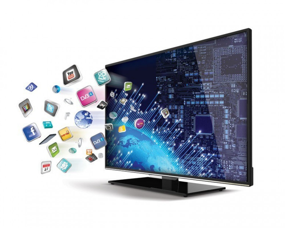 Tornado Smart LED TV 40 Inch Opera Full HD With 2 USB 40ED4450CTY