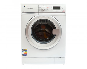 Tornado Washing Machine 7KG Fully Automatic 15 Programs White color TWFL7-V10WS