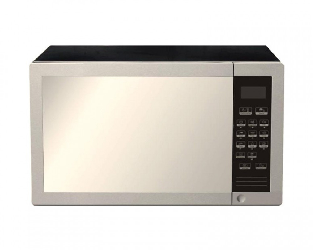 Sharp Microwave 1000 Watt 34 Litre with Grill 1100 Watt R-77AR(ST)